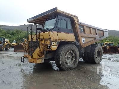 CATERPILLAR 775E Rock Truck