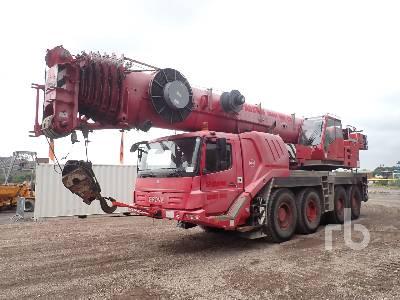 2009 GROVE GMK4100L 8X6X8 100-TONNE All Terrain Crane