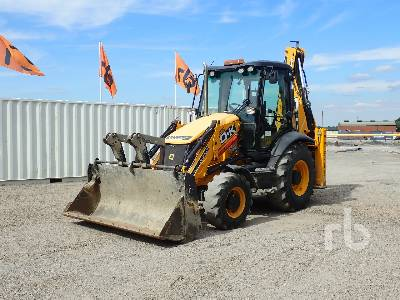 2014 JCB 3CX Sitemaster 4x4 Loader Backhoe