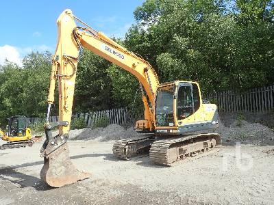 2013 HYUNDAI R140LC-9 Hydraulic Excavator