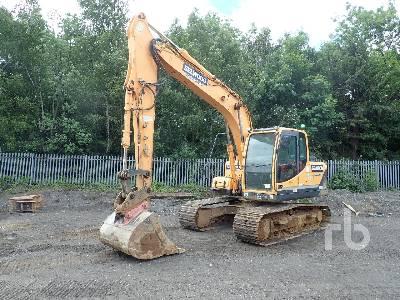 2013 HYUNDAI ROBEX 140LC-9 Hydraulic Excavator
