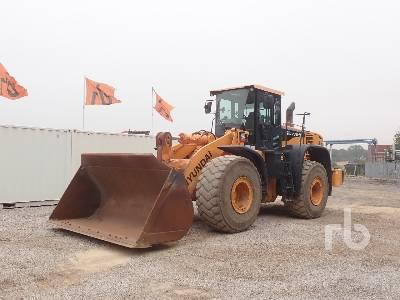 2015 HYUNDAI HL770-9A Wheel Loader