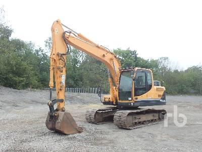 2015 HYUNDAI R140LC-9A Hydraulic Excavator