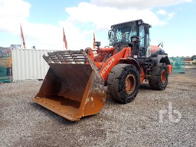 2015 HITACHI ZW180-5B Wheel Loader