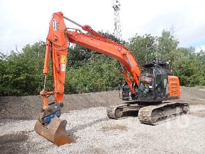 2016 HITACHI ZX225US-5B Hydraulic Excavator