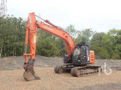 2017 HITACHI ZX225USLC-6 Hydraulic Excavator
