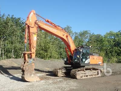 2018 HITACHI ZX350LC-6 Hydraulic Excavator