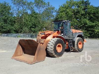 2012 HITACHI ZX310 Wheel Loader