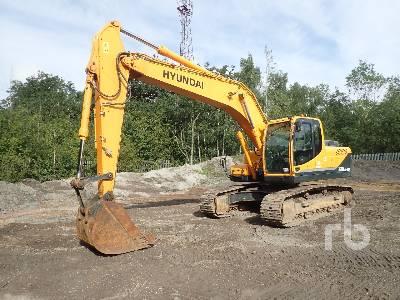 2017 HYUNDAI R220LC-9S Hydraulic Excavator