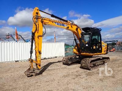2015 JCB JS130 Hydraulic Excavator