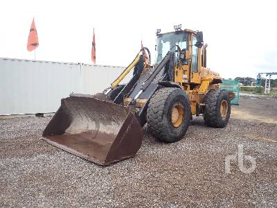 JCB 436 Wheel Loader