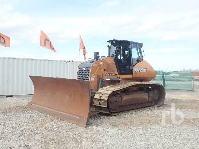 2016 CASE 2050M Crawler Tractor