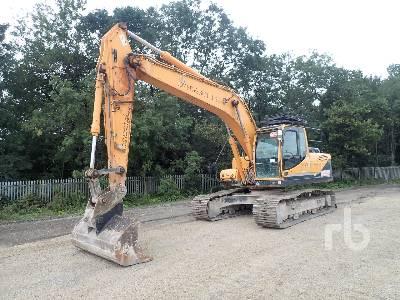 2011 HYUNDAI R210LC-9 Hydraulic Excavator