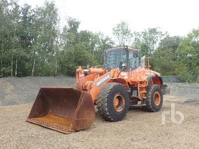 2013 DOOSAN DL350 Wheel Loader