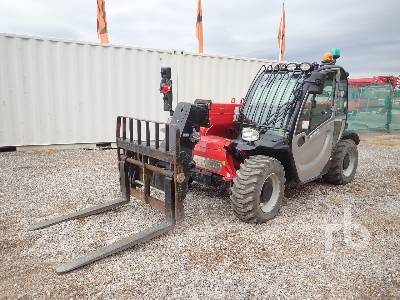 2018 MANITOU MT625 H Easy Comfort 4x4x4 Telescopic Forklift