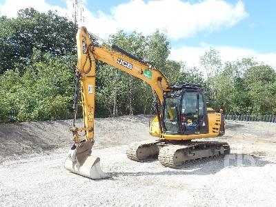 2014 JCB JS130LC Hydraulic Excavator