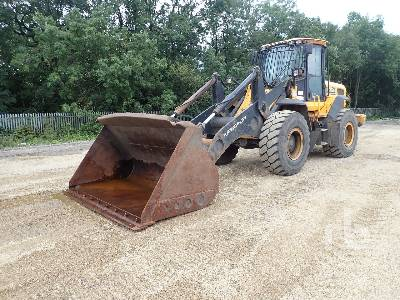 2010 JCB 436HT Wheel Loader