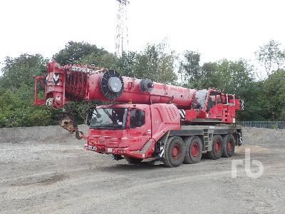 2009 GROVE GMK4100L 100 Ton 8x6x8 All Terrain Crane
