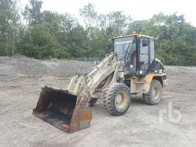 2005 CATERPILLAR 908 Wheel Loader