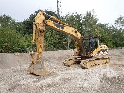 2004 CATERPILLAR 320CL Hydraulic Excavator