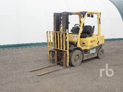 2008 HYSTER H2.5FT Forklift