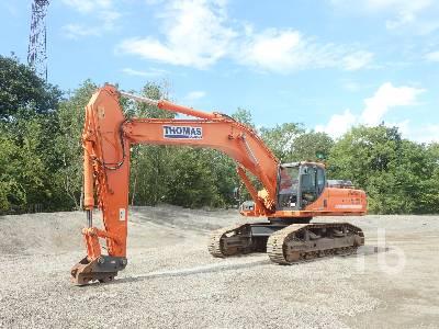 2014 DOOSAN DX480LC Hydraulic Excavator