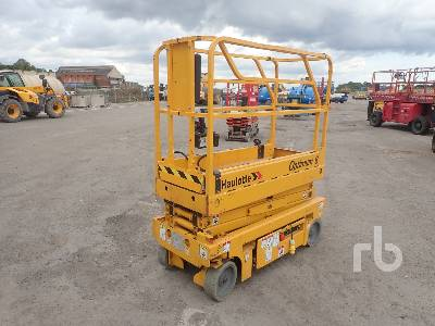 2007 HAULOTTE OPTIMUM 8 Electric Scissorlift