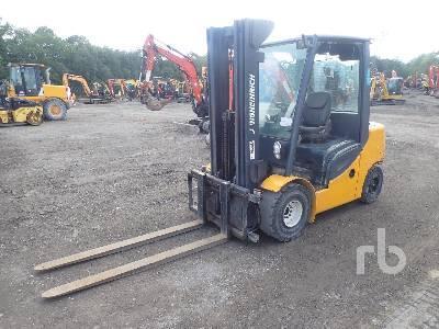 2014 JUNGHEINRICH DFG 430S Forklift