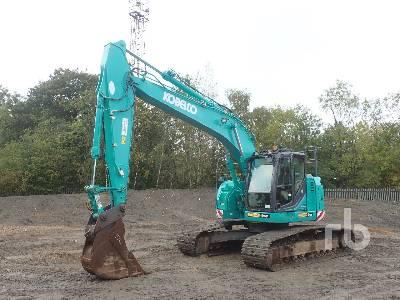 2016 KOBELCO SK260SRLC-3 Hydraulic Excavator