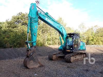 2017 KOBELCO SK210LC-10 Hydraulic Excavator