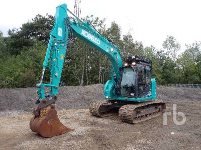 2018 KOBELCO SK140SRLC-5 Hydraulic Excavator
