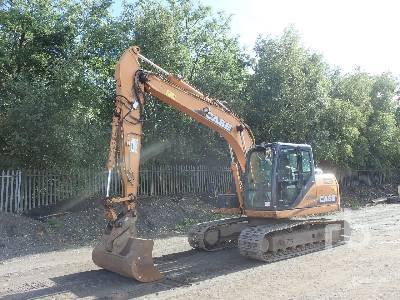 2009 CASE CX130B Hydraulic Excavator