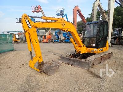 2005 JCB 8060 Midi Excavator (5 - 9.9 Tons)