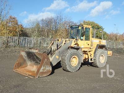 2001 VOLVO L120D Wheel Loader