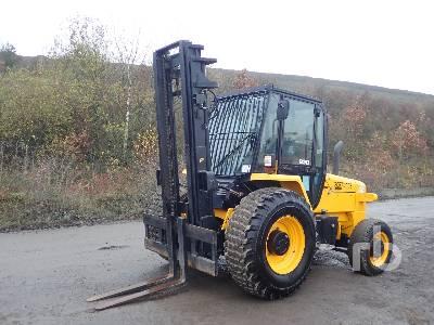 2015 JCB 930RT 4x4 Rough Terrain Forklift
