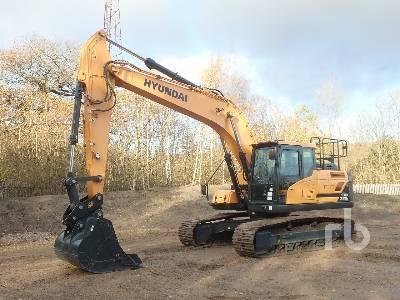 Unused 2019 HYUNDAI HX220L Hydraulic Excavator
