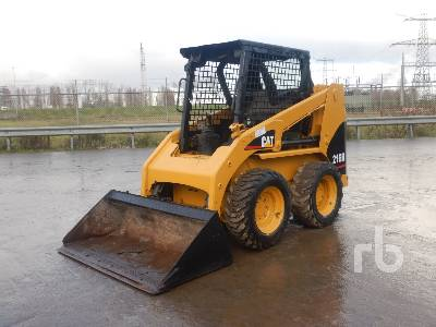 2007 CATERPILLAR 216B Skid Steer Loader