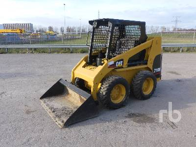 2003 CATERPILLAR 216 Skid Steer Loader