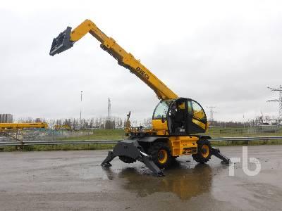 2016 DIECI PEGASUS 60.16 4x4x4 Telescopic Forklift