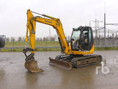 2007 JCB 8080 Midi Excavator (5 - 9.9 Tons)