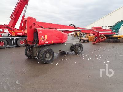 2004 GENIE S105 4x4x4 Boom Lift Parts/Stationary Construction-Other