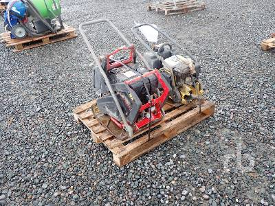 BOMAG Qty Of 2 Plate Compactor