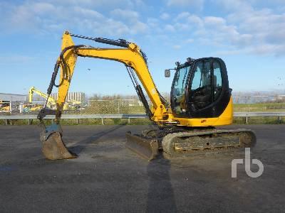 2013 JCB 8085 Midi Excavator (5 - 9.9 Tons)