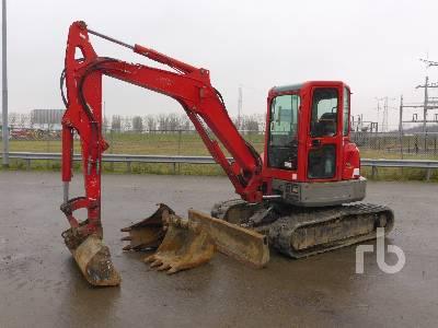 2012 BOBCAT E50EM Midi Excavator (5 - 9.9 Tons)
