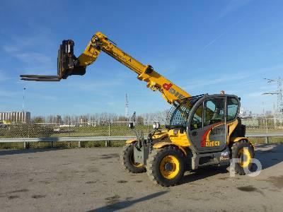 2012 DIECI RUNNER 35.7 4x4x4 Telescopic Forklift