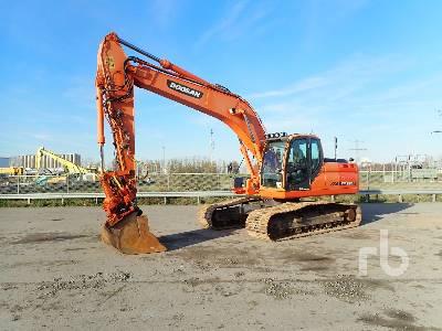 2010 DOOSAN DX225LC Hydraulic Excavator