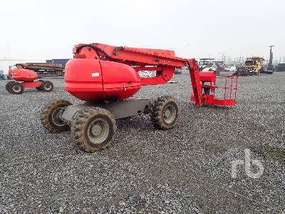 2007 MANITOU 160ATJ 4x4 Boom Lift Parts/Stationary Construction-Other