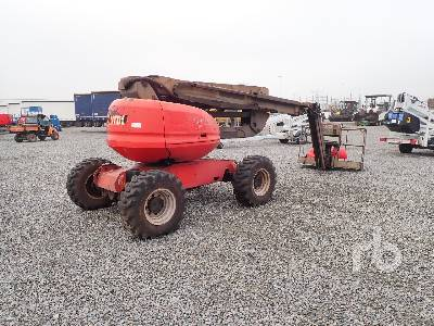 2007 MANITOU 180ATJ 4x4x4 Boom Lift Parts/Stationary Construction-Other