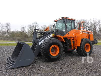 Unused 2019 DOOSAN DL420-5K Wheel Loader