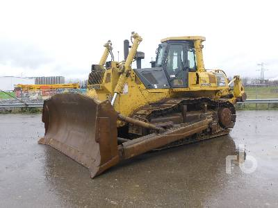 2003 KOMATSU D155AX-5 Crawler Tractor
